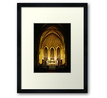 Assumption Church Framed Print