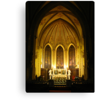 Assumption Church Canvas Print