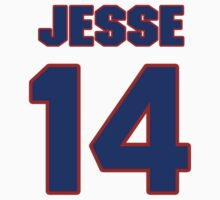 National Hockey player Jesse Belanger jersey 14 by imsport