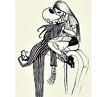 WE CAN LIVE LIKE JACK AND SALLY IF YOU WANT Photographic Print