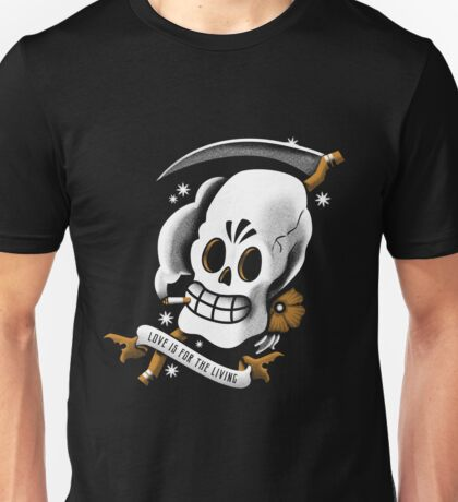 Travel Agent of the Dead Unisex T-Shirt
