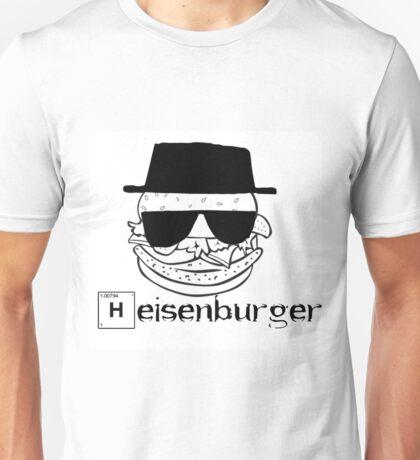 heisenburger breaking bad  Unisex T-Shirt