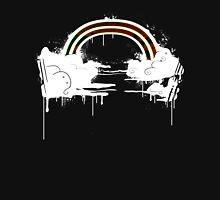 Rainbows and Renegades VARIANT Womens Fitted T-Shirt