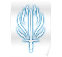 Templar Order Symbol Dragon Age Poster