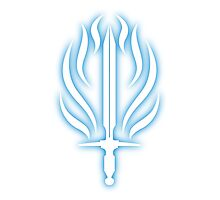 Templar Order Symbol Dragon Age Photographic Print