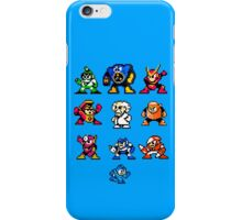 Mega Man 2 iPhone Case/Skin