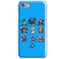 Mega Man 2 iPhone Case/Skin
