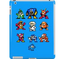 Mega Man 2 iPad Case/Skin