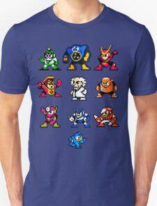 Mega Man 2 Unisex T-Shirt