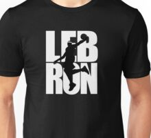 Lebron James Dunking Unisex T-Shirt