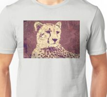 Cheetah Gaze Unisex T-Shirt