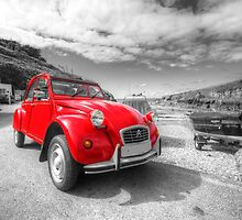 Cornish 2CV  by Rob Hawkins