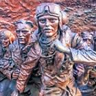 Battle Of Britain Monument - The Embankment by Colin J Williams Photography