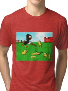 Listen Up Everybody Tri-blend T-Shirt