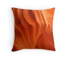 Secret Canyon 76 Throw Pillow