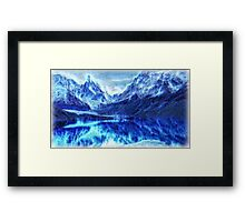 Game of Thrones: Winter is coming... Framed Print