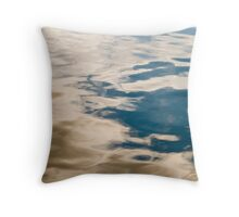 Seeing Clouds Throw Pillow