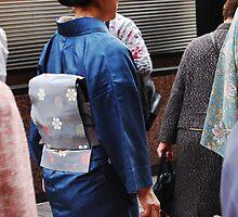 Kimono  by Melanie  McQuoid