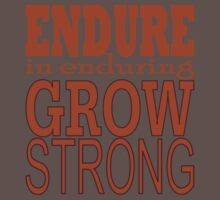 Endure by MethodComix