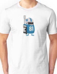 Calvin Megatron Johnson Unisex T-Shirt