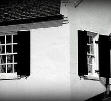 House on C&O Canal by Thad Zajdowicz