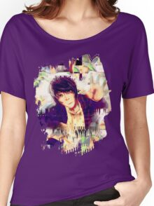 The Glitch Women's Relaxed Fit T-Shirt