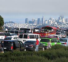 View towards San Francisco by DJWToday2