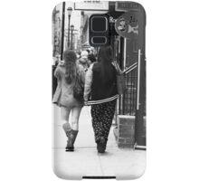 The streets of Philadelphia Samsung Galaxy Case/Skin