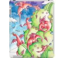 Suddenly, dragons iPad Case/Skin
