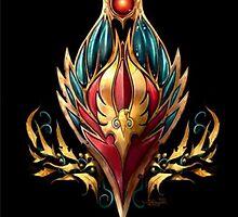 Blood elf emblem  by Jollygamer