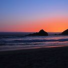 Big Sur sunset 1 by Lenny La Rue, IPA