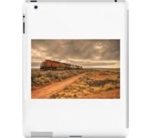 New Mexico Freight  iPad Case/Skin