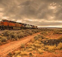 New Mexico Freight  by Rob Hawkins