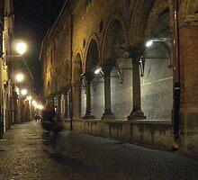 Ghostrider, Padua  by William Mason