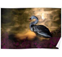 Leda&Swan...ADivineRape´sDream Poster