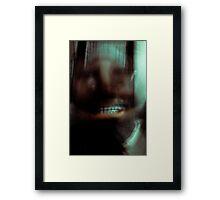 Self III Framed Print