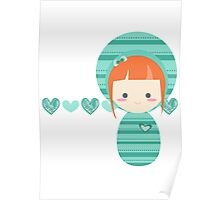 mint doll ♥ Poster