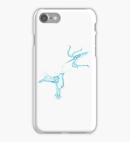 Aquatic Humming Bird iPhone Case/Skin