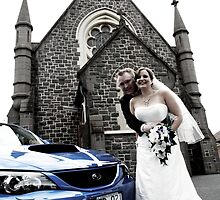 just married! by Louisa Jones