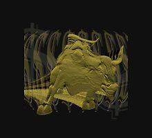 Wall Street Bull T-Shirt Graphic Unisex T-Shirt