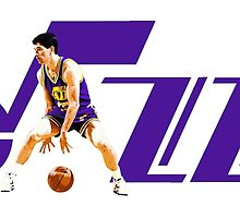 JOHN STOCKTON by ZARATE-VI