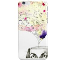 Let your Mind Wander iPhone Case/Skin