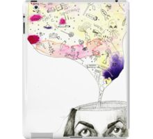 Let your Mind Wander iPad Case/Skin