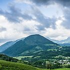 Pyrenees Landscape by Brent Olson