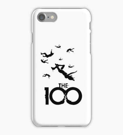 The 100 iPhone Case/Skin