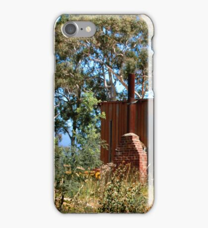 Bush Shack iPhone Case/Skin