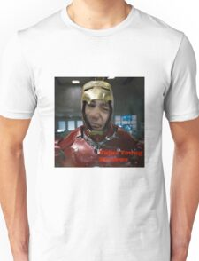 Tajus Downey Jr Unisex T-Shirt