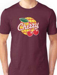 CHERRY with red cherries Unisex T-Shirt
