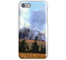 Fire Chopper iPhone Case/Skin