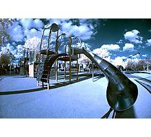 IR Slide Photographic Print